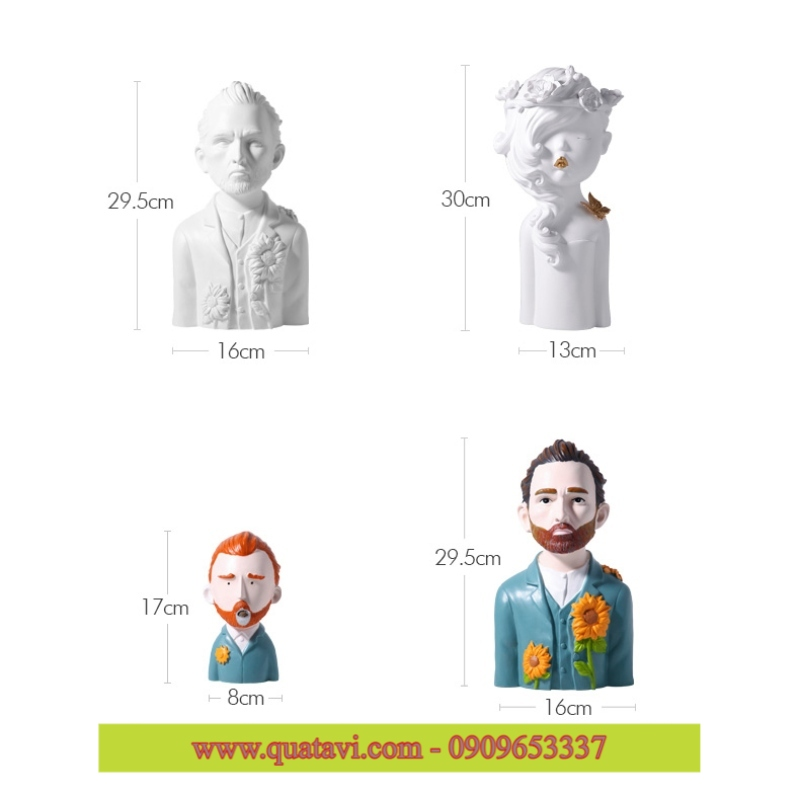cheap composite composite statues